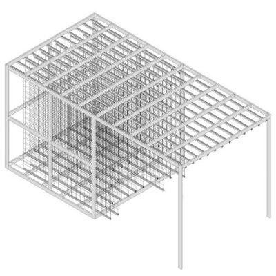 Arca modulo singolo